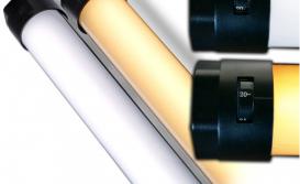 Tubo Led Quasar 25W Bicolor 60cm E 1,20m – 50W